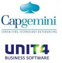 Capgemini en Unit4 gaan partnerschap aan