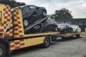 FIOD en politie doen inval bij autoverhuurbedrijf