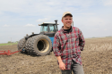 jonge landbouwer