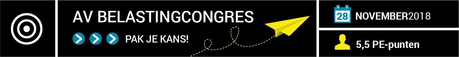 banner AV-belastingcongres