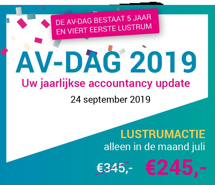 AV-dag 100 euro korting