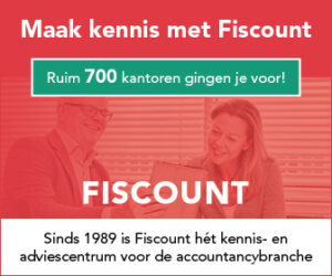 lidmaatschap fiscount