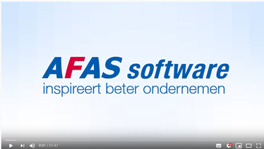 AFAS Software urenregistratie